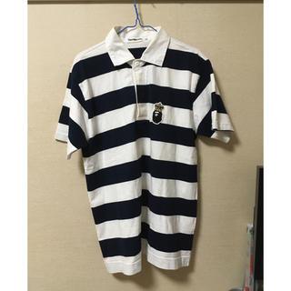 アベイシングエイプ(A BATHING APE)のA BATHING APE ポロシャツ Lサイズ(ポロシャツ)
