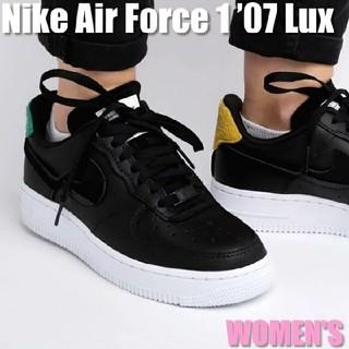 ナイキ(NIKE)のNIKE WMNS AIR FORCE LX ナイキ ウィメンズ エア フォース(スニーカー)