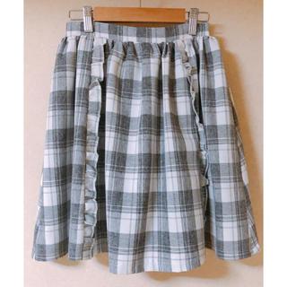 ダズリン(dazzlin)のスカート フレアスカート(ミニスカート)