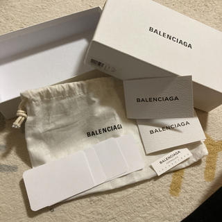 バレンシアガ(Balenciaga)のバレンシアガ 長財布 空箱(ショップ袋)