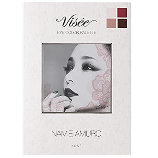 VISEE(ヴィセ)のヴィセ リシェ 安室奈美恵 アイシャドウ 02  コスメ/美容のベースメイク/化粧品(アイシャドウ)の商品写真