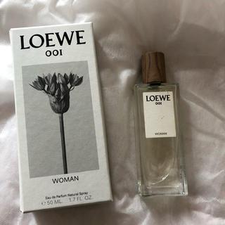 ロエベ(LOEWE)のロエベ  001 香水 お値下げ中(ユニセックス)