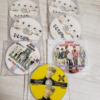 シャイニー(SHINee)のSHINee バラエティー ドラマ DVD(ミュージック)