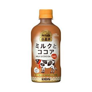 キリン(キリン)の【製造終了品】小岩井 ミルクとココア(ソフトドリンク)