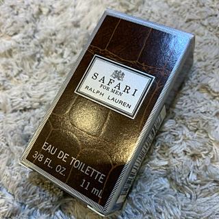 ラルフローレン(Ralph Lauren)のRALPH LAURENラルフローレンSAFARI サファリ 香水11ml(香水(男性用))