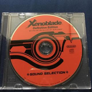 ニンテンドースイッチ(Nintendo Switch)のゼノブレイド xenoblade サントラ CDのみ スイッチ(ゲーム音楽)