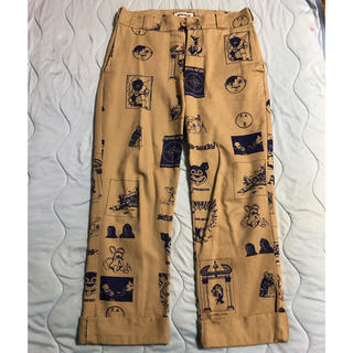 Supreme - Fucking Awesome Cut Outs Work Pants 30
