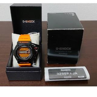 ジーショック(G-SHOCK)のカシオ CASIO 腕時計 G-SHOCK GLX-150 メンズ オレンジ(腕時計(デジタル))