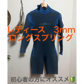 オニール(O'NEILL)のウェットスーツ ロングスプリング 3mm(サーフィン)