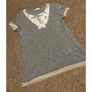 レッドヴァレンティノ(RED VALENTINO)のRED VALENTINO Tシャツ カットソー(Tシャツ(半袖/袖なし))