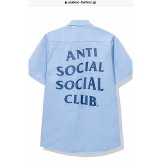 Anti Social Social Club × USPS  XXL