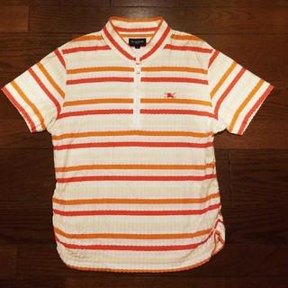 バーバリー(BURBERRY)のBURBERRYポロシャツ(ポロシャツ)
