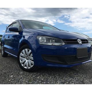 フォルクスワーゲン(Volkswagen)の極美車!VWポロ TSIコンフォートライン!乗帰りok!予備車検2年付!ETC!(車体)