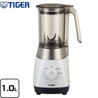 タイガー(TIGER)のタイガー SKT-A100WM ミキサー ミスティホワイト(ジューサー/ミキサー)