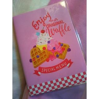 レディー(Rady)の💗💗派手可愛いアイスクリームPINK手帳💗💗(日用品/生活雑貨)