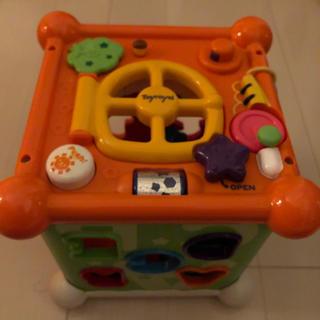 形はめパズル(知育玩具)