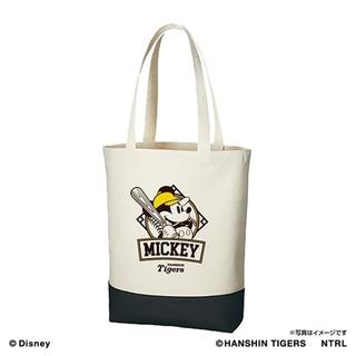 阪神タイガース - 完売品 ミッキーマウス EMBLEM 阪神 タイガース コラボ トート バッグ