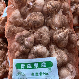 [赤やん様専用]訳ありニンニク20kgサイズM(野菜)