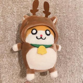 新宿マルイむにゅぐるみパティオ購入冬季限定クソはむちゃん(キャラクターグッズ)