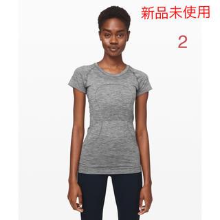 ルルレモン(lululemon)のlululemon Swiftly Tech Short Sleeve 2(Tシャツ(半袖/袖なし))