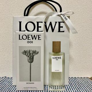 ロエベ(LOEWE)のLOEWE WOMAN 001(香水(女性用))