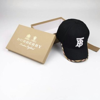 バーバリー(BURBERRY)のBurberry バーバリー モノグラム ベースボール キャップ cap  (キャップ)