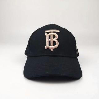 バーバリー(BURBERRY)のBurberry バーバリー モノグラム ベースボール キャップ cap(キャップ)