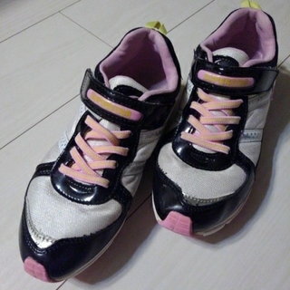 SUPERSTAR - スーパースター 女の子 スニーカー 21.5センチ