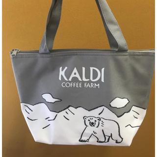 カルディ(KALDI)の保冷バッグ(弁当用品)