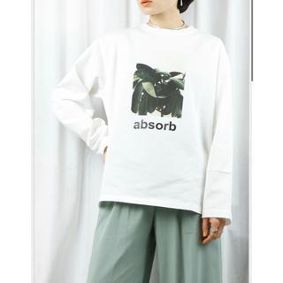 イチパーセント(1%)のプリントロングTシャツ SHUHEI OGAWA(Tシャツ/カットソー(七分/長袖))