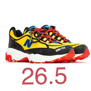 ニューバランス(New Balance)のNEW BALANCE the Apartment  ML801GTX 26.5(スニーカー)