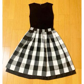 OFUON / リバーシブル 2wayスカート