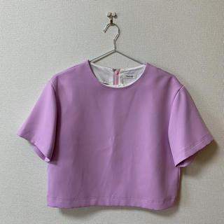 フレイアイディー(FRAY I.D)のTシャツ カットソー トップス フレイアイディー(Tシャツ(半袖/袖なし))