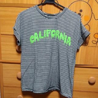 インパクティスケリー(Inpaichthys Kerri)のインパクティスケリー california ボーダーT(Tシャツ(半袖/袖なし))