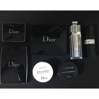ディオール(Dior)のリップ、アイシャドウ、クッションファンデーションのまとめ売り(その他)
