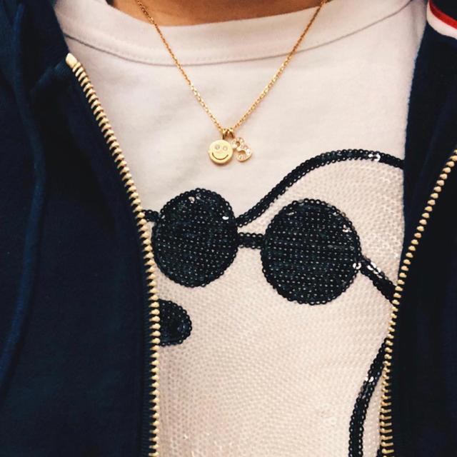 EYEFUNNY(アイファニー)のアイファニー ネックレス スマイル 極美品 ニコちゃん メンズのアクセサリー(ネックレス)の商品写真