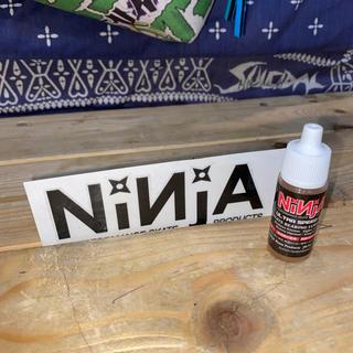インディペンデント(INDEPENDENT)のNINJA ニンジャ ベアリングオイル ミニボトル 未開封 1本 スケボーオイル(スケートボード)