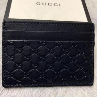 グッチ(Gucci)の正規品 GUCCI カードケース 名刺ケース(名刺入れ/定期入れ)