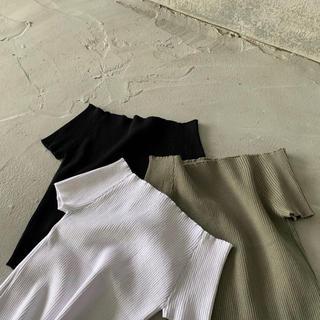 シールームリン(SeaRoomlynn)のSHAGGIE トップス(Tシャツ(半袖/袖なし))