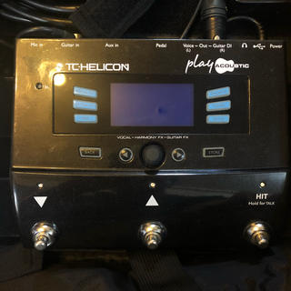 TC HELICON PLAY ACOUSTIC (エフェクター)