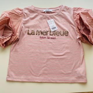 ダズリン(dazzlin)の【dazzlin】バルーン袖Tシャツ♡新品タグ付き(Tシャツ(半袖/袖なし))