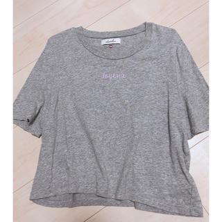 ダズリン(dazzlin)の【dazzlin】Tシャツ(Tシャツ(半袖/袖なし))