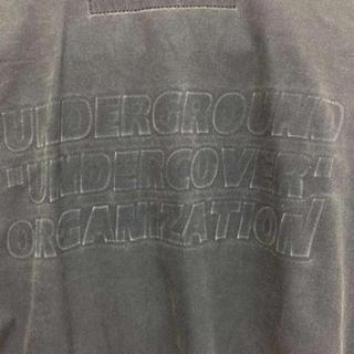 アンダーカバー(UNDERCOVER)のレア 本物 アンダーカバー レリーフ シャツ jonio キムタク tシャツ新作(シャツ)