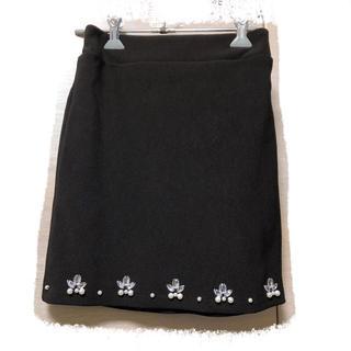EmiriaWiz - ビジューミニタイトスカート