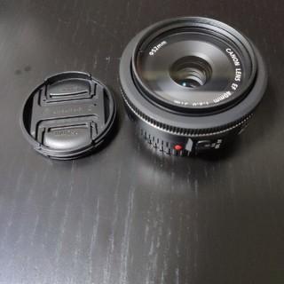 Canon - Canon 単焦点レンズ EF40mm F2.8 STM フィルターつき