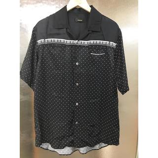 アンダーカバー(UNDERCOVER)のアンダーカバー 半袖Tシャツ サイズ1  ブラック(シャツ)