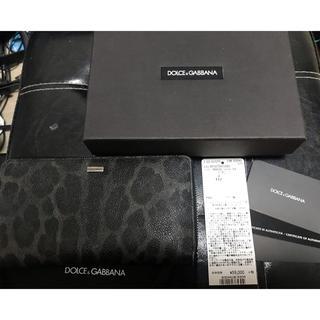 ドルチェアンドガッバーナ(DOLCE&GABBANA)のドルチェ&ガッバーナ ドルガバ  DOLCE&GABBANA 財布(長財布)