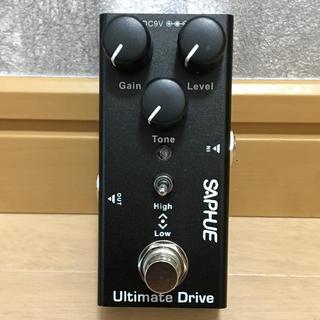 SAPHUE ULTIMATE DRIVE(エフェクター)