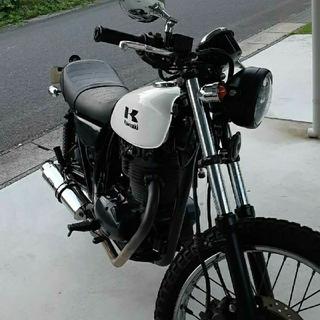 カワサキ(カワサキ)の250tr カワサキ バイク (車体)