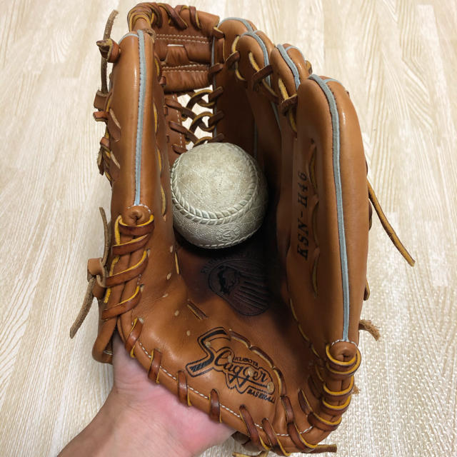 久保田スラッガー(クボタスラッガー)の久保田スラッガー 軟式グローブ スポーツ/アウトドアの野球(グローブ)の商品写真